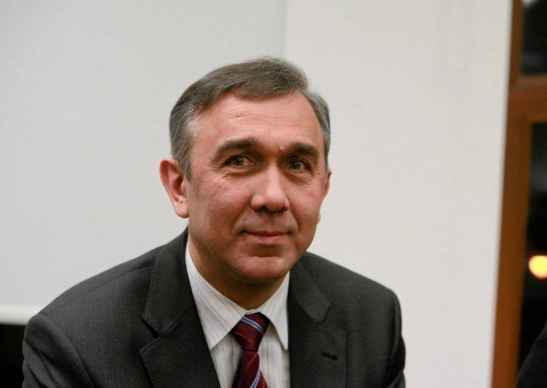 Poseł PiS Grzegorz Czelej