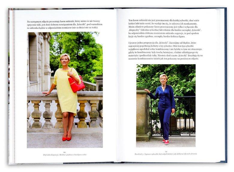 Książka blogerki i stylistki Krystyny Bałakier skierowana jest do kobiet 50+