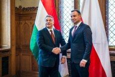 Viktor Orbán pogratulował prezydentowi Andrzejowi Dudzie.