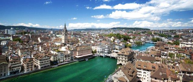 Zurich, Szwajcaria
