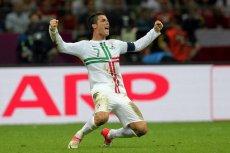 Cristiano Ronaldo - to od niego w środowym meczu bardzo wiele zależy