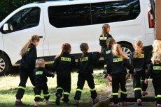 Miejsce Odrzańskie – tu w ciągu ostatnich 9 lat rodziły się tylko dziewczynki. Młodzieżowa Drużyna Pożarnicza też jest zdominowana przez dziewczynki.