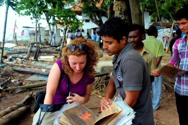 Koczi. Rozmowa z ulicznym handlarzem. Indie uczą asertywności, bo Hindusi zawsze mają coś do sprzedania