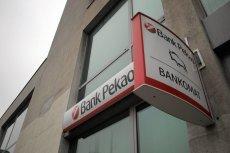 Bank Pekao SA wydał oświadczenie ws. kredytu na budowę wieżowców.