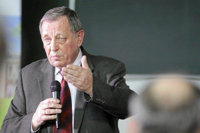 Minister Jan Szyszko chce odszkodowania od Unii za próbę wstrzymania wycinki Puszczy Białowieskiej.
