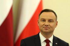 Andrzej Duda nie jest popierany nawet przez połowęPolaków według najnowszego sondażu.