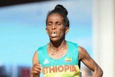 Tak wygląda – teoretycznie – niespełna 17-letnia biegaczka z Etiopii.