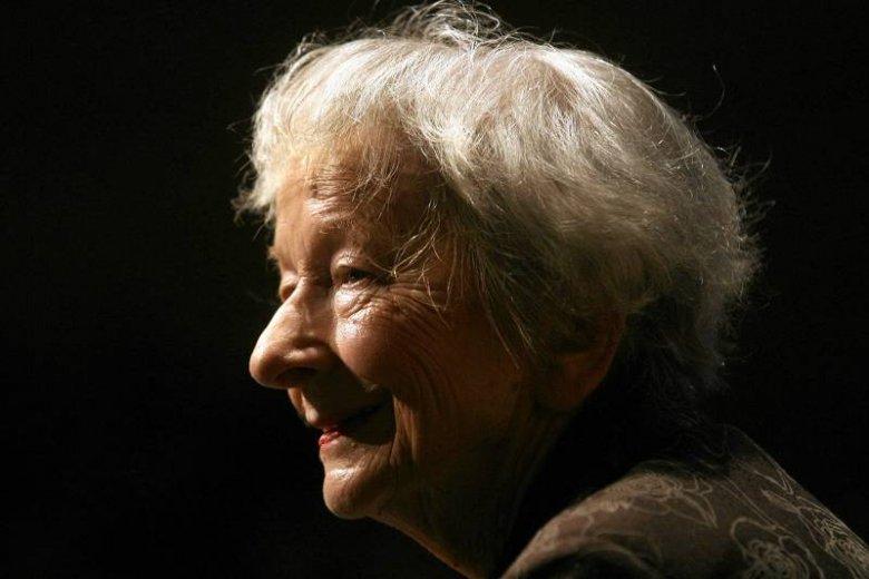 Noblistka Wisława Szymborska