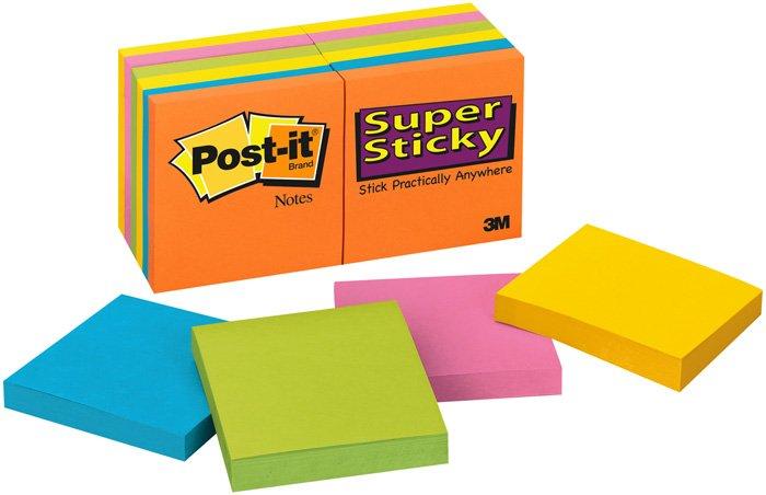 Post-it to jeden z najsłynniejszych produktów 3M