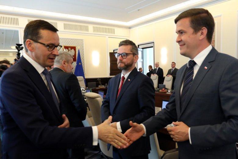 Witold Bańka stara się o stanowisko prezesa Światowej Agencji Antydopingowej. To może oznaczać, że będzie musiał odejść z rządu.