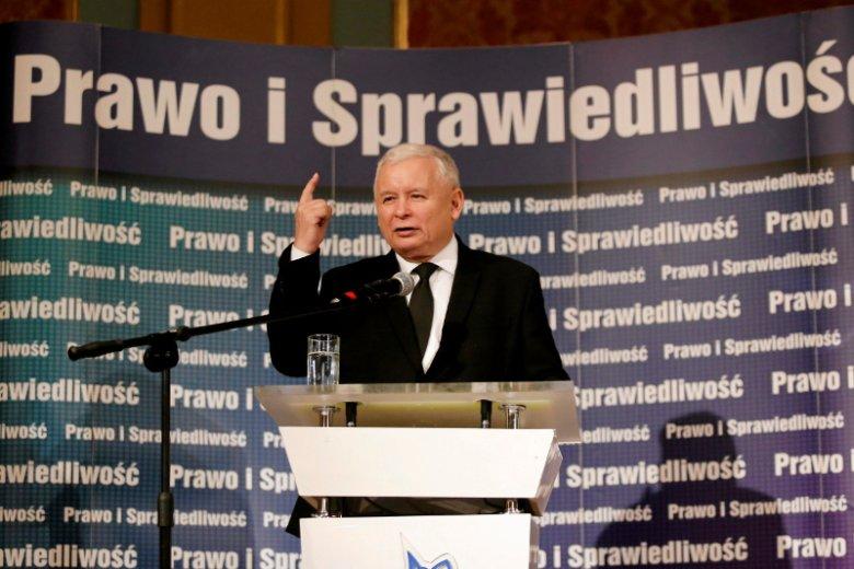 Jarosław Kaczyński buduje biznesowe i medialne fundamenty dla swoich przedsięwzięć politycznych od początku  lat 90