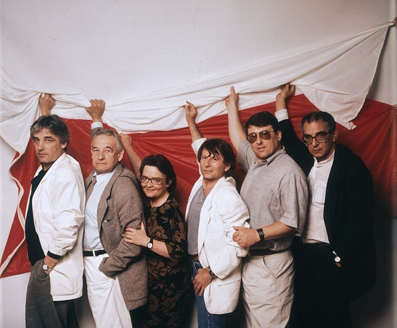Some of the best Polish Filmmakers in Cannes 1983