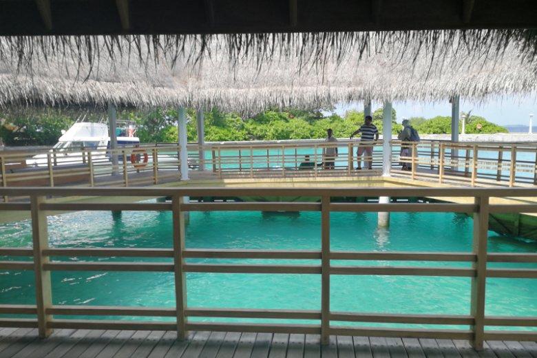 Pracowników tego resortu jest ok. 550 na całej wyspie.