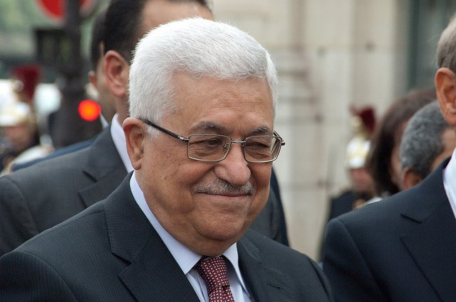 Mahmud Abbas, palestyński prezydent, a teraz też premier