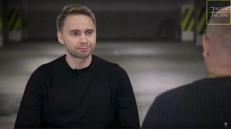 """To był 50 wywiad cyklu """"7 metrów pod ziemią""""."""