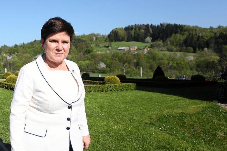 Jaki plan ma Beata Szydło?