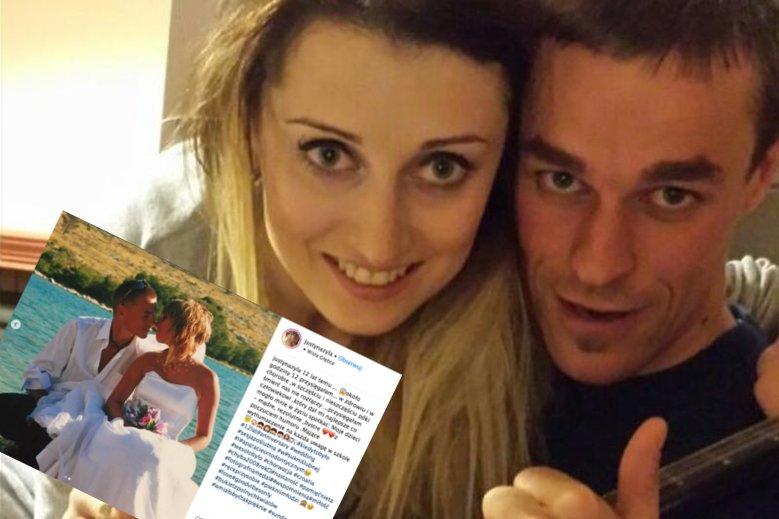 Justyna żyła Instagram żona Piotra żyły Nie Może Przeboleć Ich