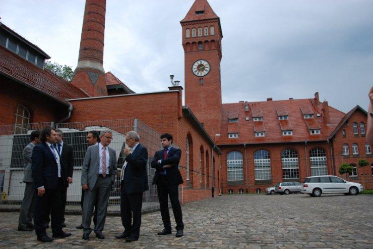 Siedziba Wrocławskiego Centrum Badań EIT+ – partnera Banku Światowego na Dolnym Śląsku.