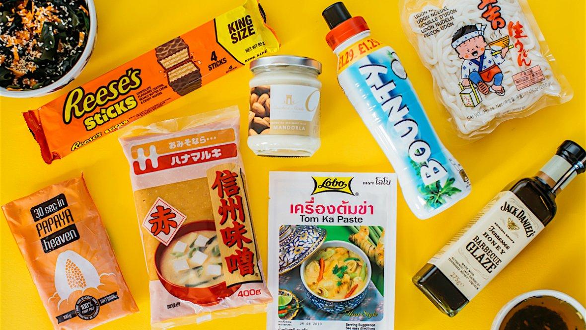 Produkty ze sklepu Kuchnie Świata