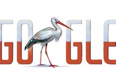 Google na Święto Niepodległości.