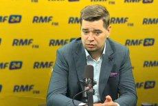 – Spodziewam się, że podczas konferencji o ustawie sądowniczej padną pytania, dlaczego zatrudnił przestępce – komentuje Michał Królikowski.