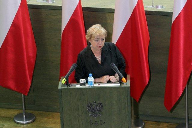 5 sędziów Trybunału Konstytucyjnego zbada legalność wyboru prof. Małgorzaty Gersdorf na I prezesa SN.