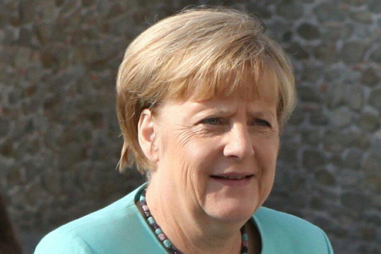 Angela Merkel jest przewodniczącą CDU od 17 lutego 2000 r.