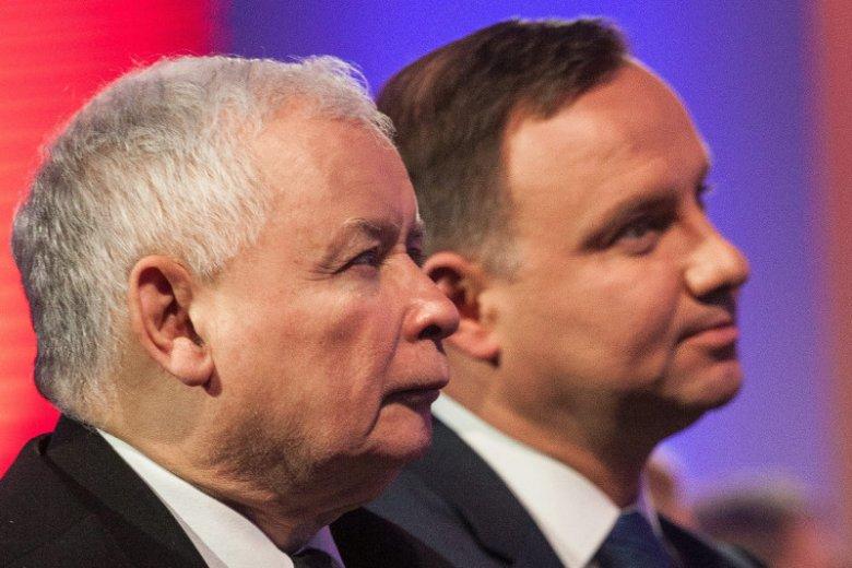 Czy uda się Dudzie i Kaczyńskiemu osiągnąć kompromis?