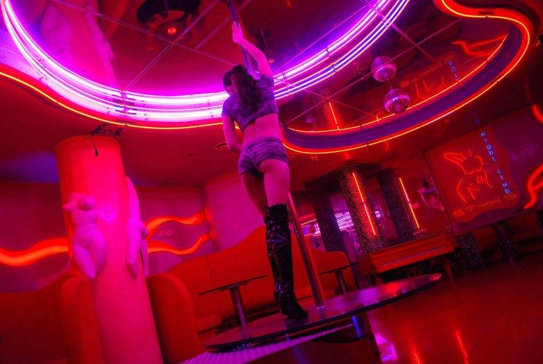 Pójście do klubu ze striptizem może być (nie)zapomnianym przeżyciem (zdjęcie poglądowe)