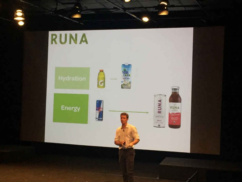 Napoje Runa mają swoją naturalnością rywalizować z Red Bullem, Monsterem i innymi napojami energetycznymi opracowanymi w laboratoriach chemicznych potężnych korporacji