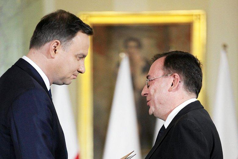 Pod koniec maja Sąd Najwyższy może odgryźć się PiS. Wówczas zapadnie kluczowa decyzja ws. ułaskawienia Mariusza Kamińskiego przez prezydenta Andrzeja Dudę.