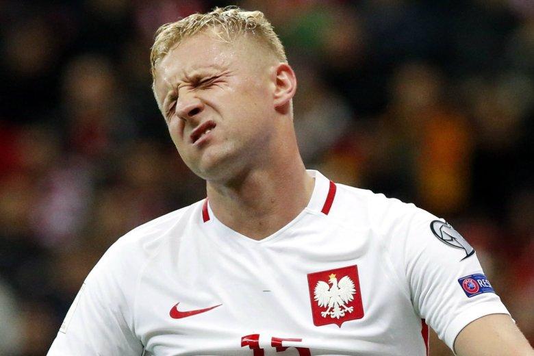 Kamil Glik uszkodził bark na treningu reprezentacji Polski w Arłamowie.