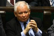 Jarosław Kaczyński miał nerwowo podczas ujawnienia przez Krzysztofa Brejzę informacje na temat sekretów PiS.