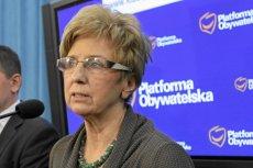 Sąd uniewinnił byłą warszawską radną Ligię Krajewską od zarzutu defraudacji środków należących do szkolnej fundacji.