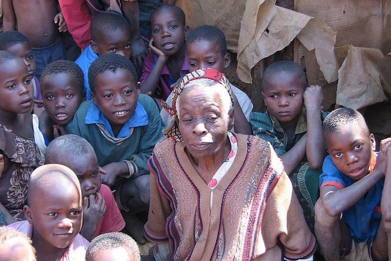 Znalezione obrazy dla zapytania hiv w afryce