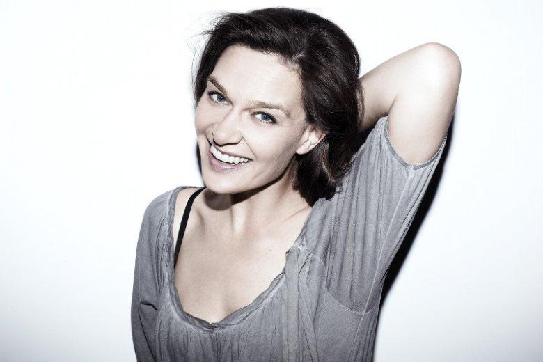 – Przestaję być nieśmiała – mówi aktorka Maria Seweryn