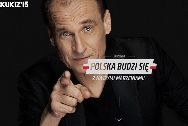 W ruchu Pawła Kukiza doszło do rękoczynów