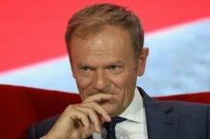 Tusk w końcu skomentował wyniki wyborów.