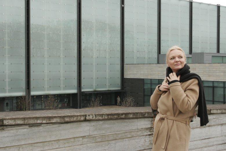 Pod KUMU - estońskim muzeum sztuki współczesnej
