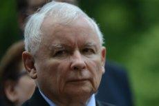 Jarosław Kaczyński został podsłuchany w tłumie swoich zwolenników w Zbuczynie.