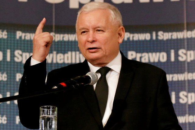 """Jarosław Kaczyński podkreśla, że po wygraniu wyborów """"o zemście nie może być mowy"""""""