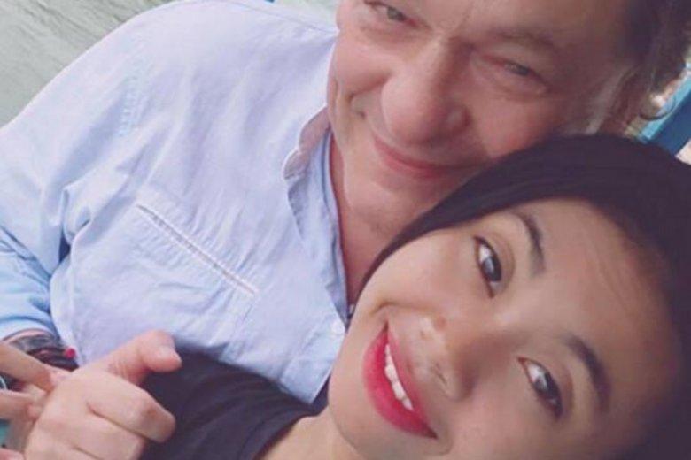 Piotr Tymochowicz jest przekonany, ze to była miłość od pierwszego wejrzenia.