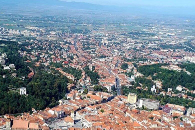 Braszów w Transylwanii