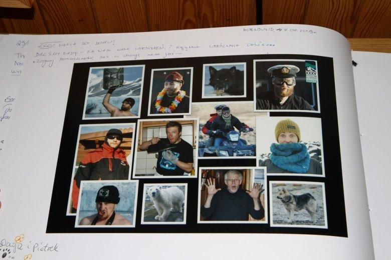 Członkowie XXXV wyprawy polarnej PAN
