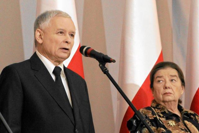 Katarzyna Łaniewska wierzy w teorięo zamachu w Smoleńsku