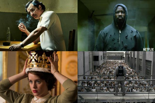 Dalsze losy narkotykowego barona, przygody czarnoskórego superbohatera, biografia angielskiej królowej i wizja post-apokaliptycznego świata. Takie atrakcje czekają na użytkowników serwisu Netflix