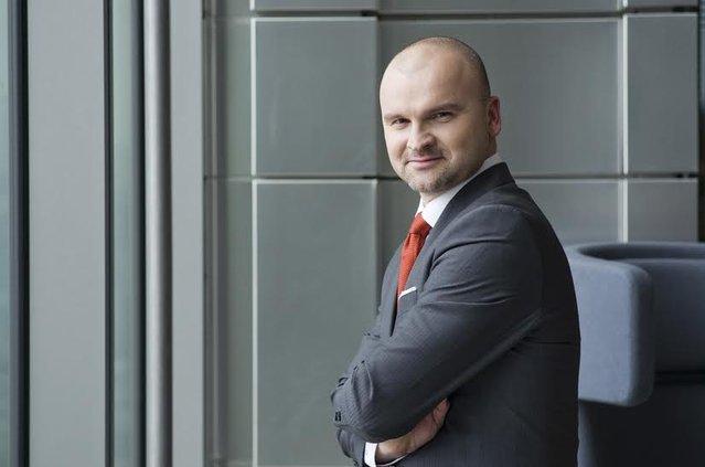 Rafał Brzoska, prezes Integer.pl, do którego należy InPost