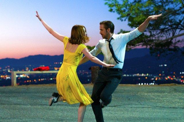"""""""La La Land""""z 7 nominacjami do Złotych Globów."""