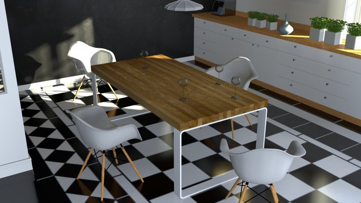 stół Slow marki Metaform