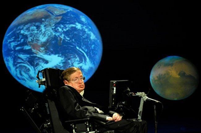 Stephen Hawking genialny fizyk chory na stwardnienie zanikowe boczne
